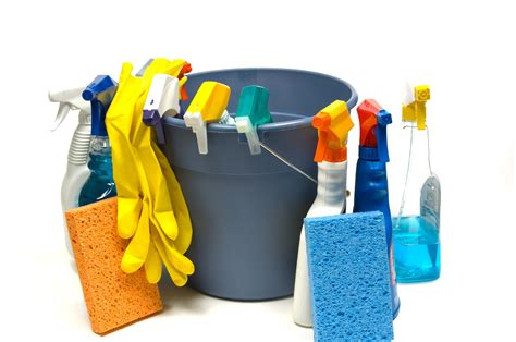 The Most Common Ammonia-based Cleaning Products