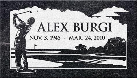 Individual Headstone Designs | Pacific Coast Memorials