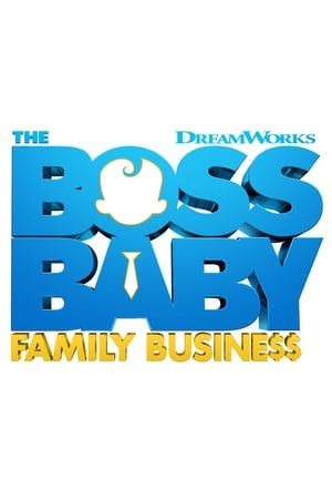 The Boss Baby: Family Business (2021) — The Movie Database ...