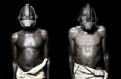 9 Creepy Historical Masks - Gallery   eBaum's World