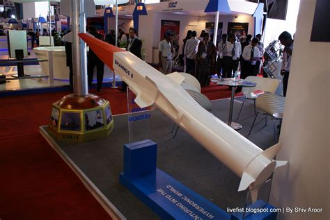 FIRST PHOTOS: What The Hypersonic BrahMos II Looks Like ...