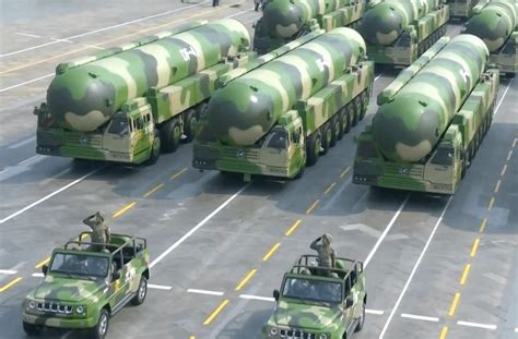 China's growing nuclear strength worries the Pentagon ...