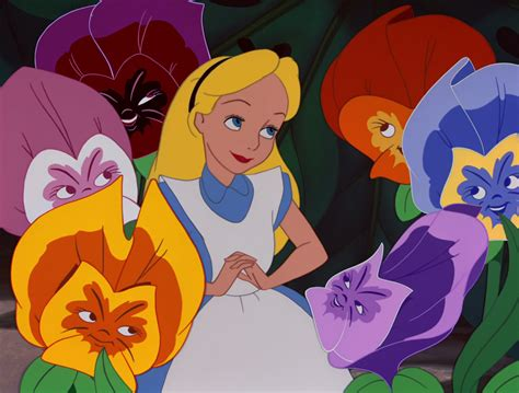 """What are some of the prominent themes in """"Alice in ..."""