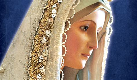 Pilgrim Virgin Statue to be on display at local churches