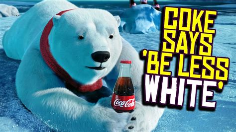 Coca-Cola Tells its Employees to Be LESS WHITE?! | D-Rezzed
