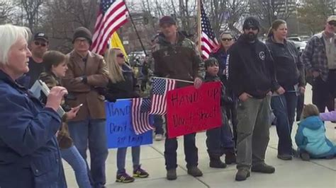 Citizens For Constitutional Freedom Support Rally ...