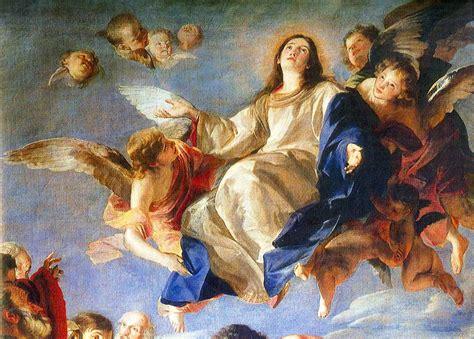 el blog del padre eduardo: La Asunción de la Virgen María