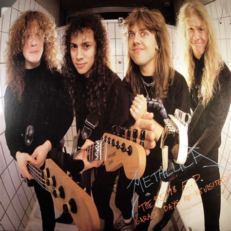 Metallica $5.98 E.P. Garage Days Re-Revisited US Promo 12 ...