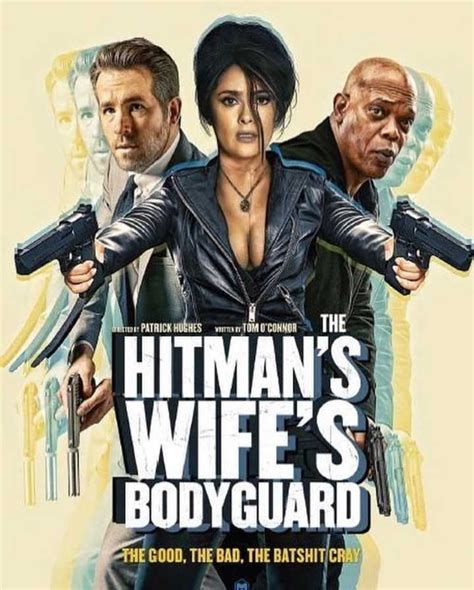 The Hitman's Wife's Bodyguard - Chicklit.nl