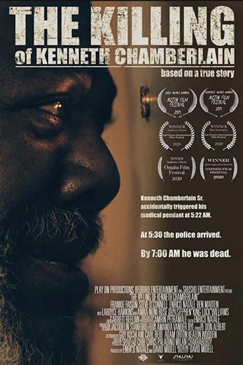 Drive-In: The Killing of Kenneth Chamberlain   Sidewalk ...