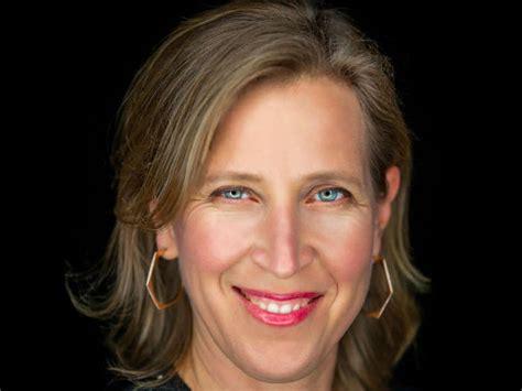 Susan Wojcicki, CEO de YouTube: una de las mayores ...