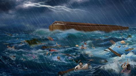 A profecia do dilúvio - TEMPO PROFÉTICO