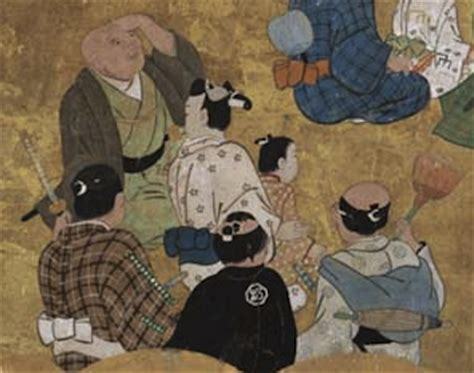 元禄歌舞伎 - お客様の装い7 : 着物のよろず 針箱