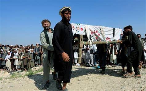 US drone strike killed 10 civilians in Herat: Afghan ...