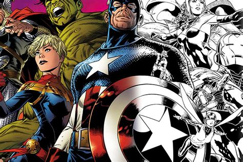 Marvel Comics: What to expect from San Diego Comic Con ...