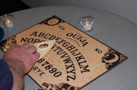 Experiencia con la Ouija