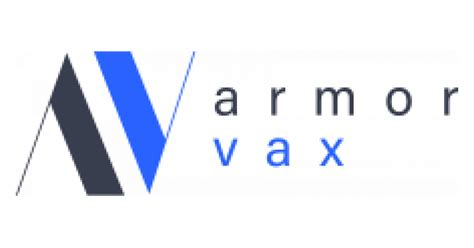 Announcing ArmorVax, the Future of Vaccine Processing and ...
