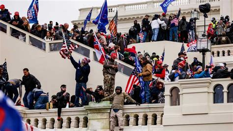 Marion County man among those arrested in riot at US Capitol