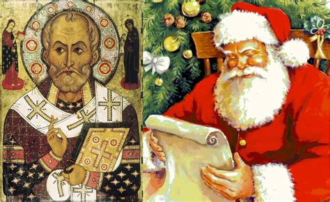San Nicolás de Bari, el origen de Santa Claus - Guías ...