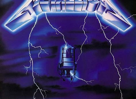 Ride The Lightning: The Electrifying Metallica Album That ...