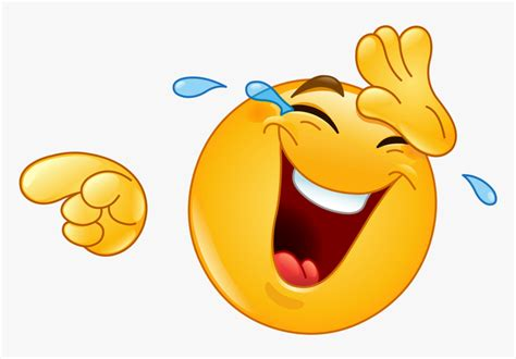 Emoticon Smiley Laughter Laughing Lol Png Image High ...
