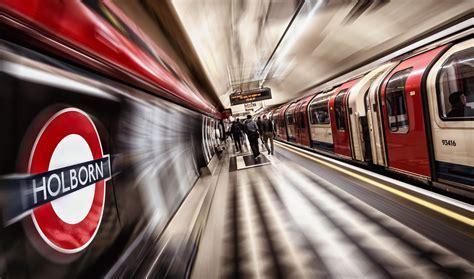 Energetic London Underground Photo Awarded POTW | ePHOTOzine