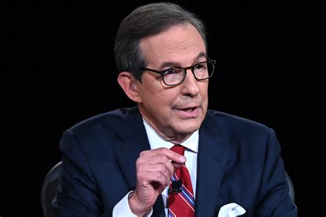 Chris Wallace Faces Intense Backlash, Including From ...