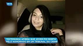 """Testemunha diz que Amanda foi morta em """"tribunal do crime ..."""