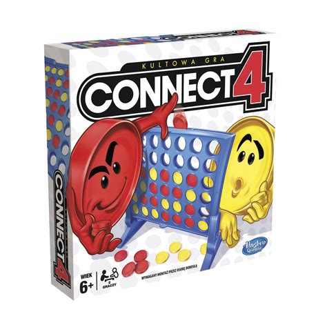 Hasbro Connect Four Game