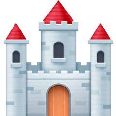 Castle Emoji — Meaning, Copy & Paste