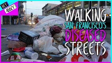 Behind the Story: Walking San Francisco's Dirty Streets - YouTube