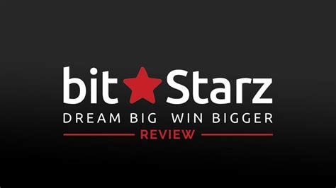 Options for promotions and bonuses of the Bitstarz Casino website