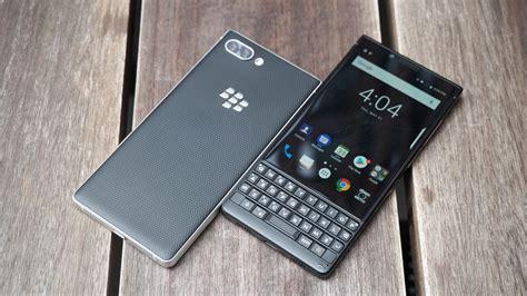 Konec BlackBerry (BlackBerry Key2)