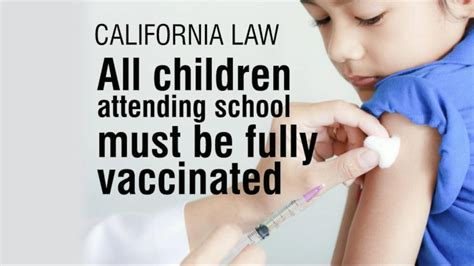 Governor of California Signs a New Bill Making Vaccines Mandatory Video - ABC News