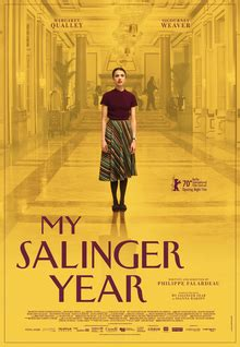 My Salinger Year - Wikipedia