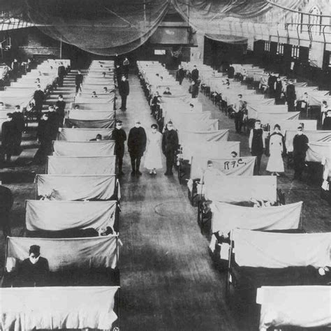 Remembering the 1918 Influenza Pandemic | Features | CDC
