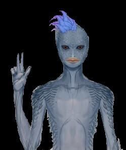 Blue Avian Aliens, Everything You Wanted to Know   Time ...