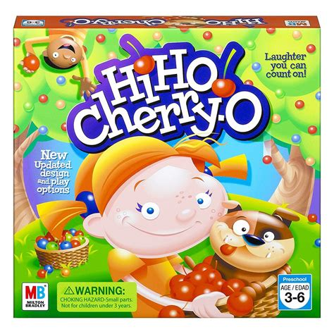 Hi Ho Cherry-O, Board Gamesa