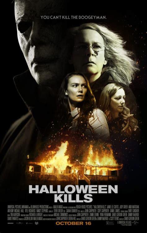 'Halloween Kills' Gets an October 2021 Release Date