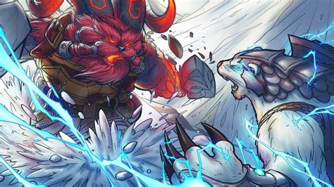 Ornn ? Volibear ? Brothers? - League of Legends - YouTube