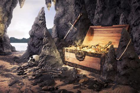 ᐈ El Tesoro Pirata【Toda su Historia y sus Origenes】