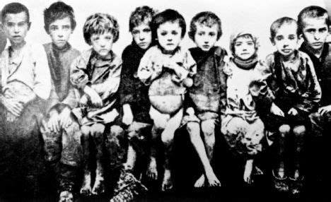 Holocaust by hunger: The truth behind Stalin's Great ...