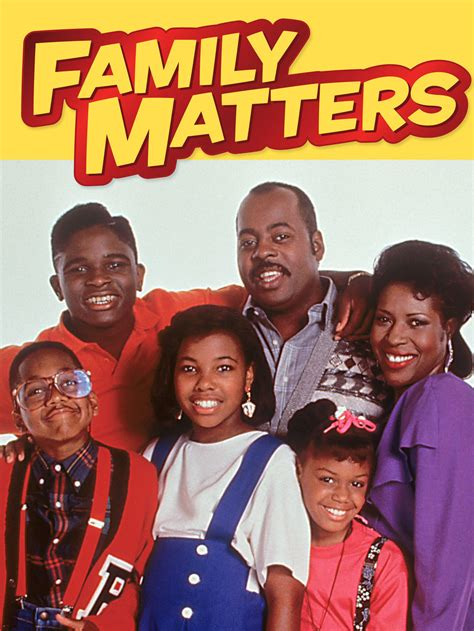 Family Matters Cast and Characters | TVGuide.com