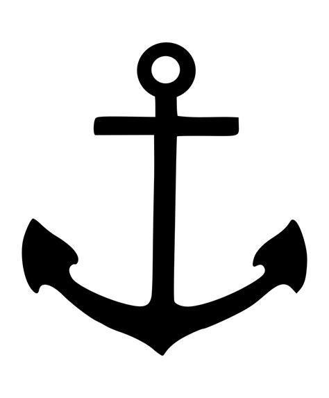 File:Anchor pictogram.svg - Wikimedia Commons