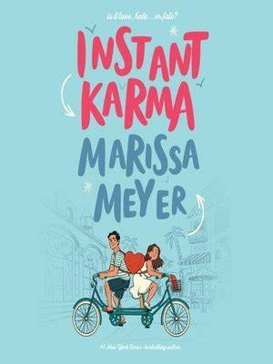 Instant Karma by Marissa Meyer · OverDrive: ebooks ...