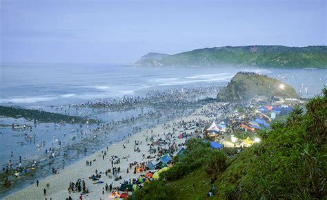 7 Pantai Di Lombok Bagian Selatan Yang Bisa Dikunjungi ...