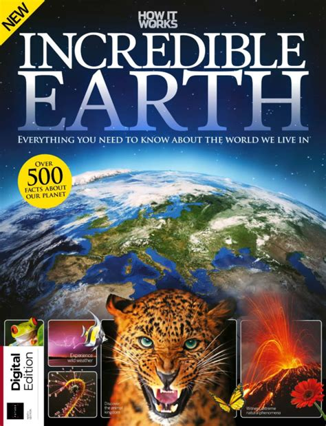 How It Works: Book of Incredible Earth 9th Edition / AvaxHome