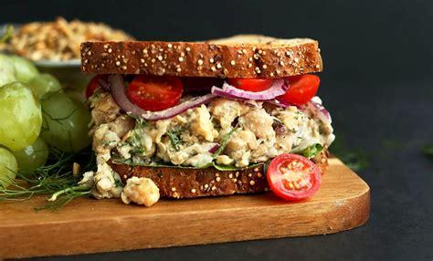 "Vegan Chickpea ""No Tuna"" Salad | Forks Over Knives"