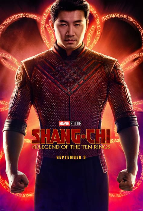 Shang-Chi and the Legend of the Ten Rings (2021) Poster #1 ...