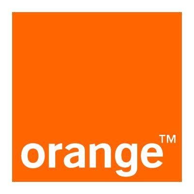 Orange logo vector download free